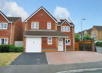 Thumbnail 4 bed detached house to rent in Allt Y Wennol, Pontprennau, Cardiff