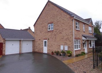 4 bed detached house for sale in Cawston Close, Hamilton, Leicester LE5