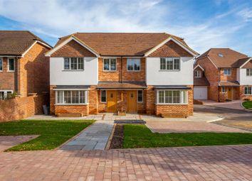 Mill Hill Lane, Brockham, Betchworth RH3. 3 bed semi-detached house for sale