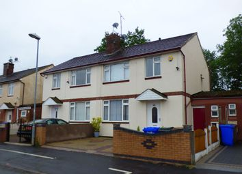 Thumbnail 3 bed semi-detached house to rent in Barrett Drive, Stoke On Trent ST6 3Hy