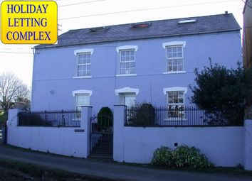 Thumbnail 6 bed detached house for sale in Mount Pleasant, Newport, Pembrokeshire