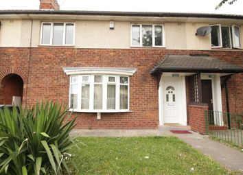 Thumbnail 4 bed terraced house to rent in Lingdale Road, Hull, East Yorkshire