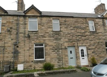 Thumbnail 2 bed terraced house to rent in Edwin Street, Amble, Morpeth