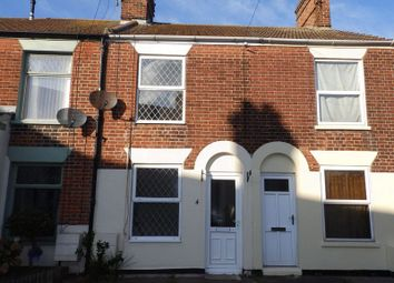 Thumbnail 2 bed terraced house for sale in Riverside Road, Gorleston, Great Yarmouth