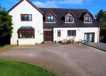 Thumbnail 5 bed detached house for sale in Valley Road, Saundersfoot