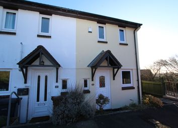 Thumbnail 2 bed end terrace house to rent in Corner Brake, Woolwell, Plymouth