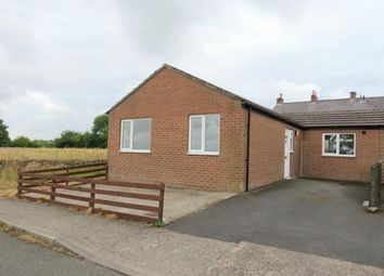 Thumbnail 2 bed semi-detached bungalow for sale in North Street, Fletchertown, Wigton