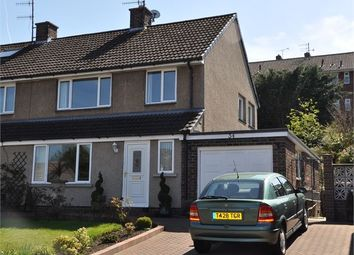 Thumbnail 3 bedroom semi-detached house for sale in Valebrook, Hexham, Northumberland.
