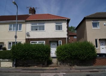 Thumbnail 3 bed semi-detached house to rent in Patricia Grove, Bootle, Liverpool, Merseyside