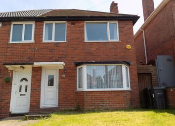 Thumbnail 3 bed semi-detached house for sale in Holmesfield Road, Great Barr, Birmingham