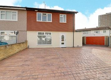 Thumbnail 3 bed end terrace house to rent in Wilthorne Gardens, Dagenham