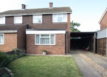 Thumbnail 3 bedroom semi-detached house for sale in Highfield Close, Bletchley, Milton Keynes