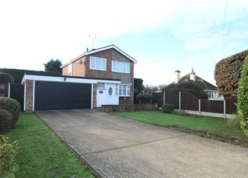 Thumbnail 3 bed detached house for sale in Walton Road, Kirby-Le-Soken, Frinton-On-Sea