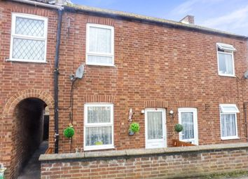 Thumbnail 3 bed terraced house for sale in Lewellen Terrace, Chase Street, Wisbech