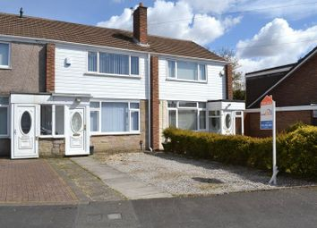 Thumbnail 3 bedroom terraced house for sale in Hillcrest, Maghull, Liverpool