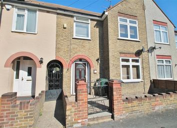 Thumbnail 3 bed terraced house for sale in Herbert Road, Swanscombe, Oax