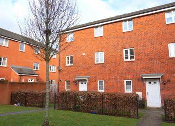 Thumbnail 4 bed town house to rent in Emerson Square, Horfield