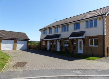 Thumbnail 3 bed terraced house for sale in Cornflower Close, Weymouth, Dorset