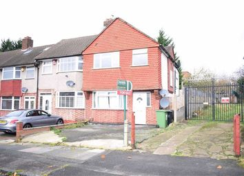 Thumbnail 3 bed end terrace house for sale in Cotton Hill, Bromley