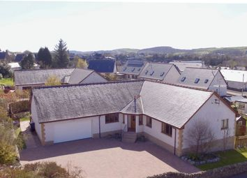 Thumbnail 4 bedroom detached bungalow for sale in Belmont Gardens, Kirkcudbright