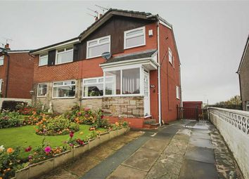 Thumbnail 3 bed semi-detached house for sale in Openshaw Drive, Blackburn