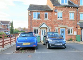 Thumbnail 2 bed end terrace house for sale in Forge Drive, Epworth, Doncaster