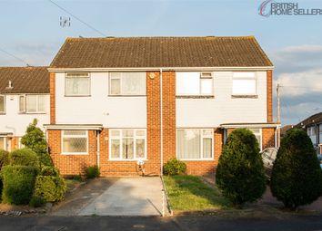 Burgett Road, Slough, Berkshire SL1. 4 bed semi-detached house for sale