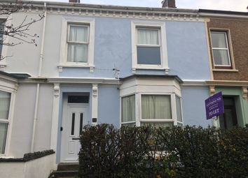Thumbnail 1 bed terraced house to rent in Albany Road, Falmouth