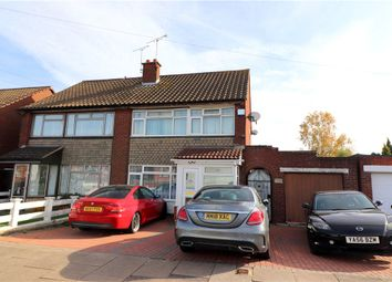 Thumbnail 4 bed semi-detached house for sale in Parkville Highway, Coventry, West Midlands