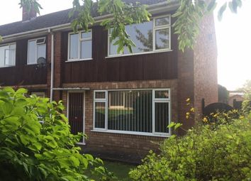 Thumbnail 3 bed terraced house to rent in Meese Close, Wellington, Telford