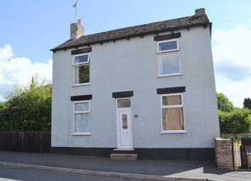 Thumbnail 2 bedroom detached house for sale in Bretby Road, Newhall, Swadlincote
