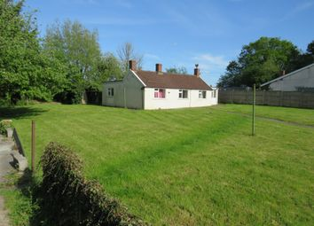 Thumbnail 3 bed detached bungalow for sale in Engine Common Lane, Yate, Bristol