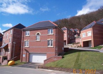 Thumbnail 3 bedroom detached house for sale in Plot 107, Hendidley Park, Milford Road, Newtown, Powys