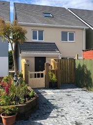 Thumbnail 4 bedroom detached house for sale in Crowlas, Penzance