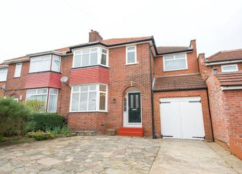Thumbnail 4 bedroom semi-detached house for sale in Lodore Gardens, Kingsbury