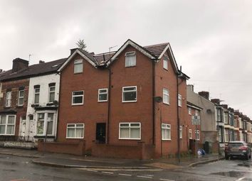 Thumbnail 2 bedroom flat for sale in Flat 4, 1A Vicar Road, Liverpool