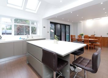 Thumbnail 5 bedroom semi-detached house for sale in Edgwarebury Lane, Edgware