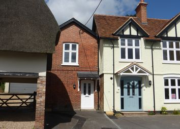 Thumbnail 2 bed cottage for sale in Longparish Road, Hurstbourne Priors, Whitchurch