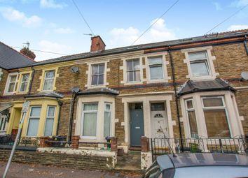 Thumbnail 2 bedroom flat for sale in Keppoch Street, Roath, Cardiff