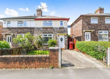 Thumbnail 2 bed semi-detached house to rent in St. Gabriels Avenue, Liverpool