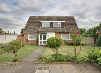 Thumbnail 4 bed detached bungalow for sale in Orchardmede, Winchmore Hill