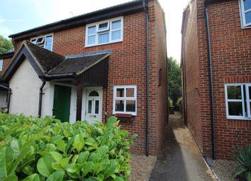 Thumbnail 2 bedroom terraced house to rent in Tongham Meadows, Farnham