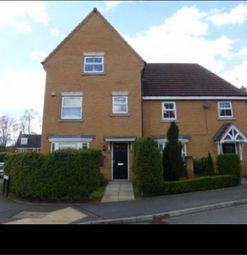 Thumbnail 4 bed semi-detached house to rent in Crackthorne Drive, Rugby, Warwickshire