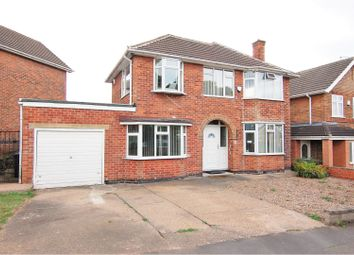 Thumbnail 4 bedroom detached house for sale in Laughton Avenue, West Bridgford