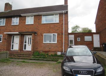 Thumbnail 3 bed semi-detached house for sale in Rudbeck Avenue, Melton Mowbray