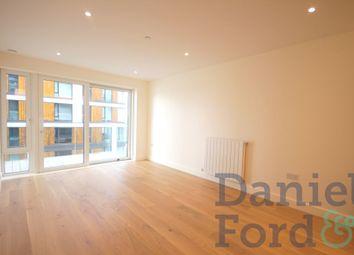 Thumbnail 2 bed flat to rent in Deveraux House, Duke Of Wellington Avenue, London