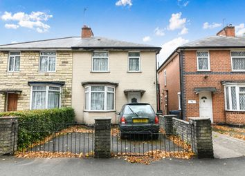 Thumbnail 3 bed semi-detached house for sale in Olton Boulevard East, Acocks Green, Birmingham