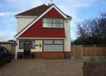 Thumbnail 5 bed detached house for sale in Beccles Road, Gorleston, Great Yarmouth
