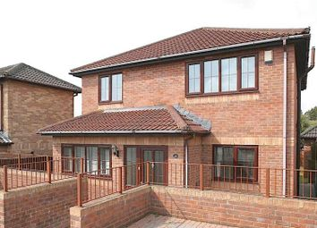 Thumbnail 4 bed detached house for sale in Hampton Court Road, Penylan, Cardiff