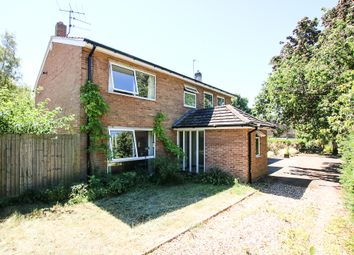 Thumbnail 5 bed detached house for sale in Brookside, Exning